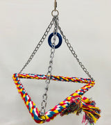 Tri-Chain Rope Swing - Large