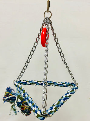 Tri-Chain Rope Swing - Medium