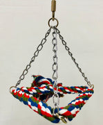 Tri-Chain Rope Swing - Small