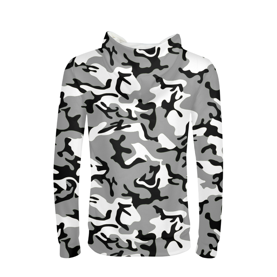 Men's FYC Camo Hooded Sweatshirt