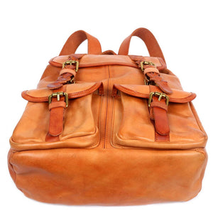Amy Leather Backpack - Modern Choices