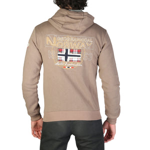 Geographical Norway Glacier_man