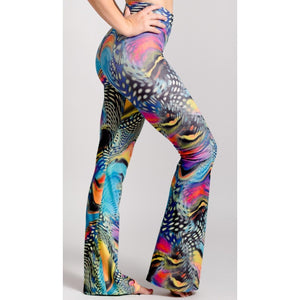 Aquarium Flair Leggings - Modern Choices