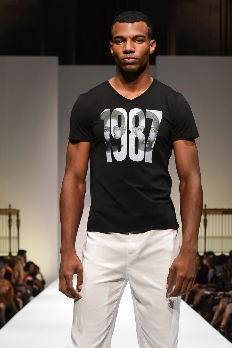 1987 Men's T-shirt - Modern Choices