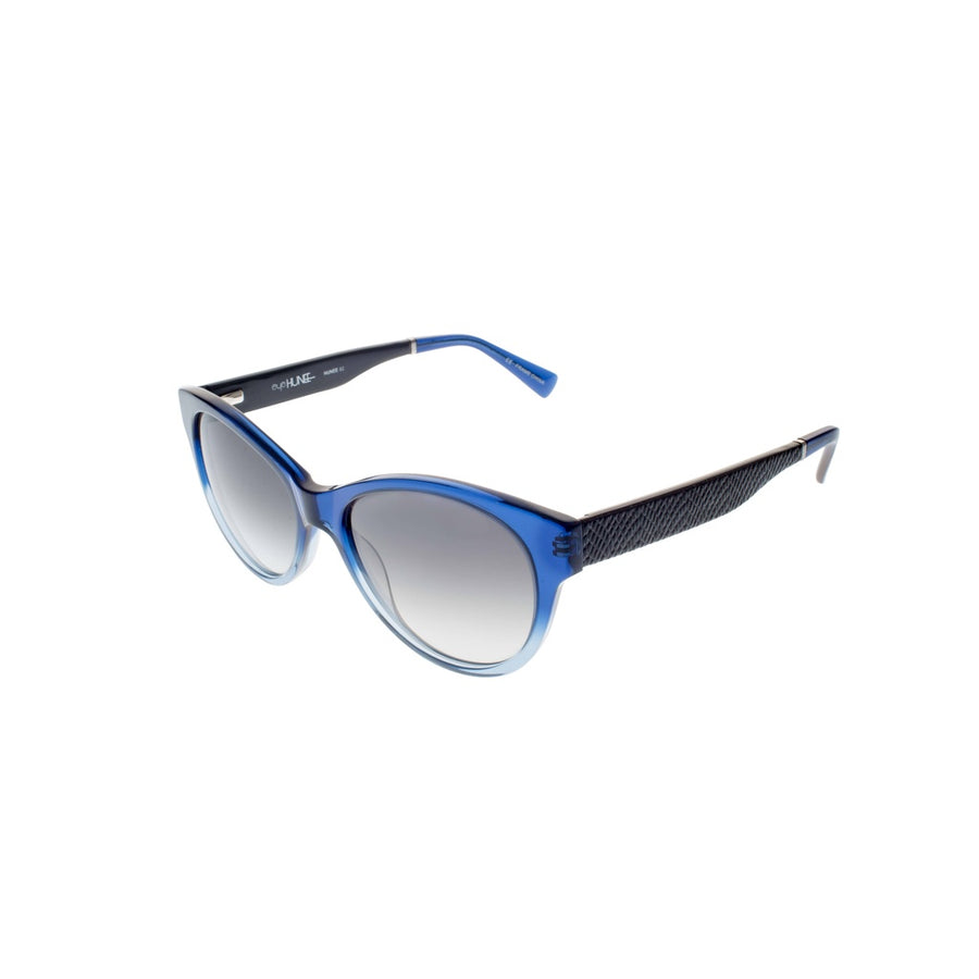 Blue to Light Blue Gradient Cateye - Modern Choices