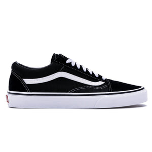 VANS - OLD SKOOL (BLACK/WHITE)