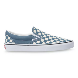 VANS - CHECKERBOARD SLIP-ON (BLUE MIRAGE)