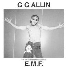 "GG Allin - No Rules 7"" (Gray Vinyl)"