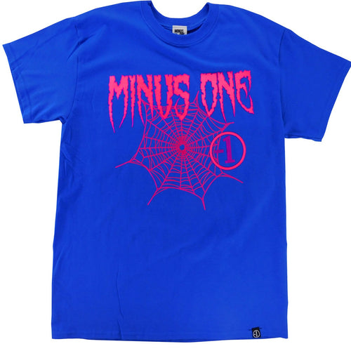 MINUS ONE - SPIDER FUN TEE