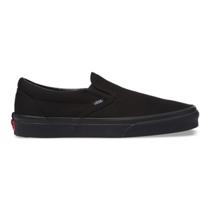 VANS - SLIP-ON (BLACK/BLACK)