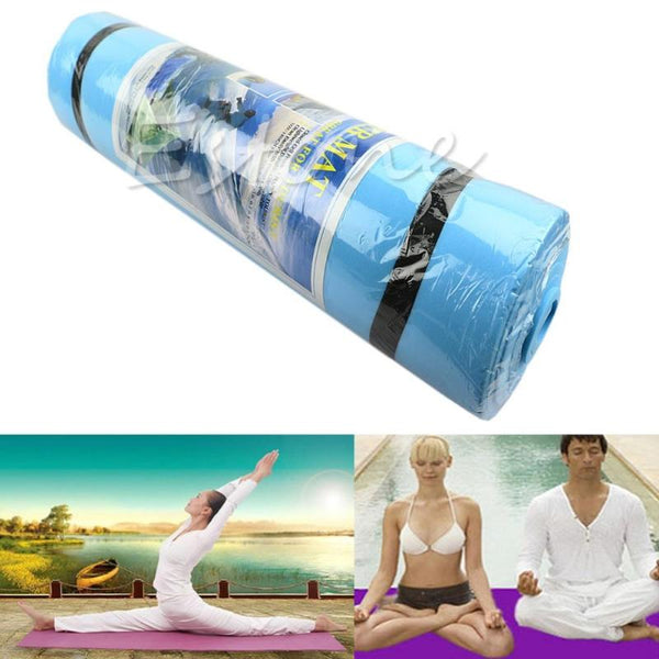 Yoga Mat Dampproof - Exercise Foam Fitness Body Building
