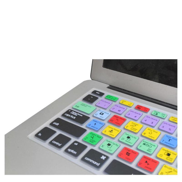 Adobe Shortcuts Keyboard Protector