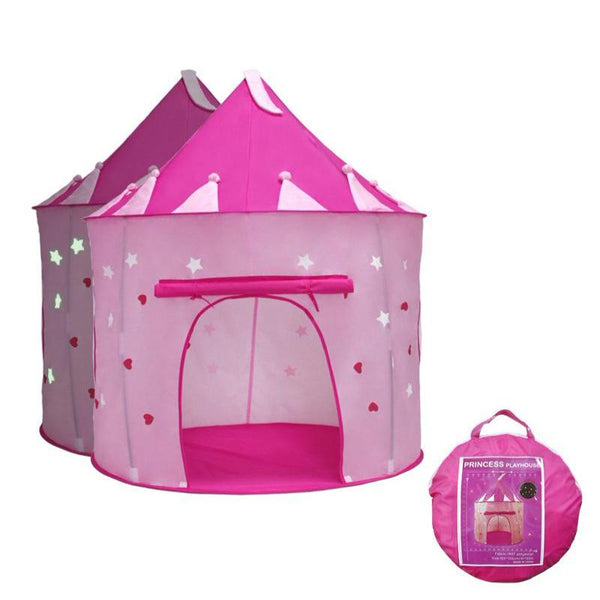 Glow in the Dark Princess Tent House