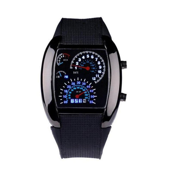 LED Digital Men's Sport Watch Top Brand Luxury