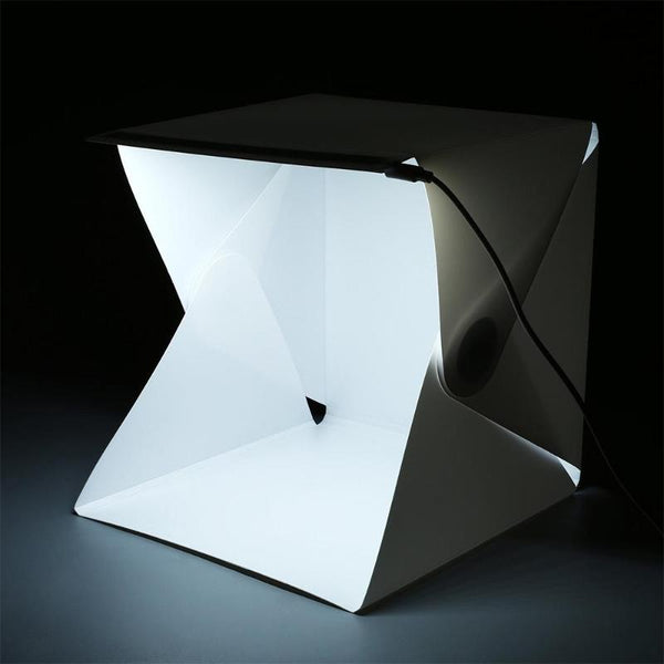 Portable Mini Foldable Light Room Photo Studio Kit
