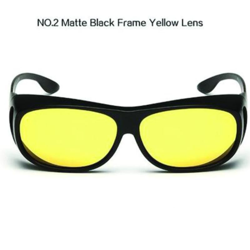 2c6de71cf500 Polarite HD - Original Day & Night Sunglasses - Reading glasses compatible