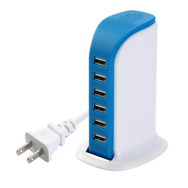 Reliable 5 USB Port Charging Station Hub