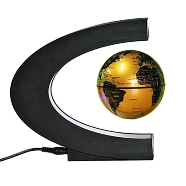 Levitating Magnetic Globe