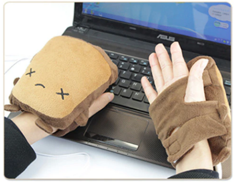 Official iShipDeals USB Toasty Hands Warmer