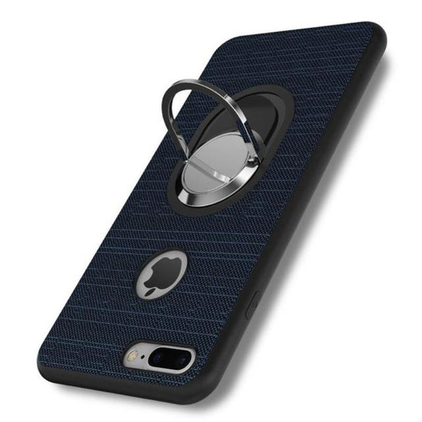 Invisible Ring Holder & Magnetic Phone Case Iphone Samsung