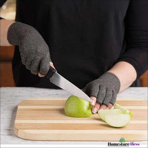 Image of Arthritis Gloves Hand Pain Relief - Homestore4less