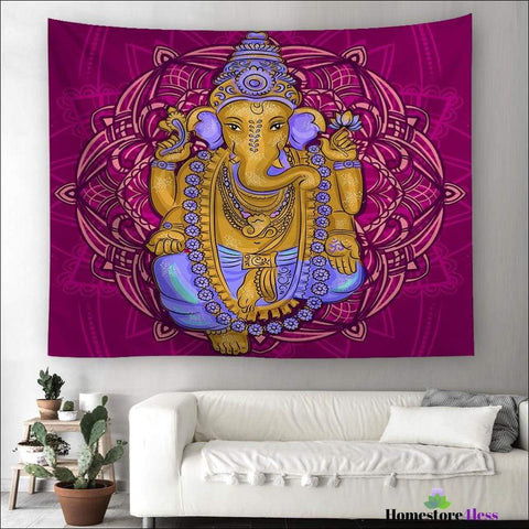 Image of Chakra Mandala Wall Hanging Tapestry - Homestore4less