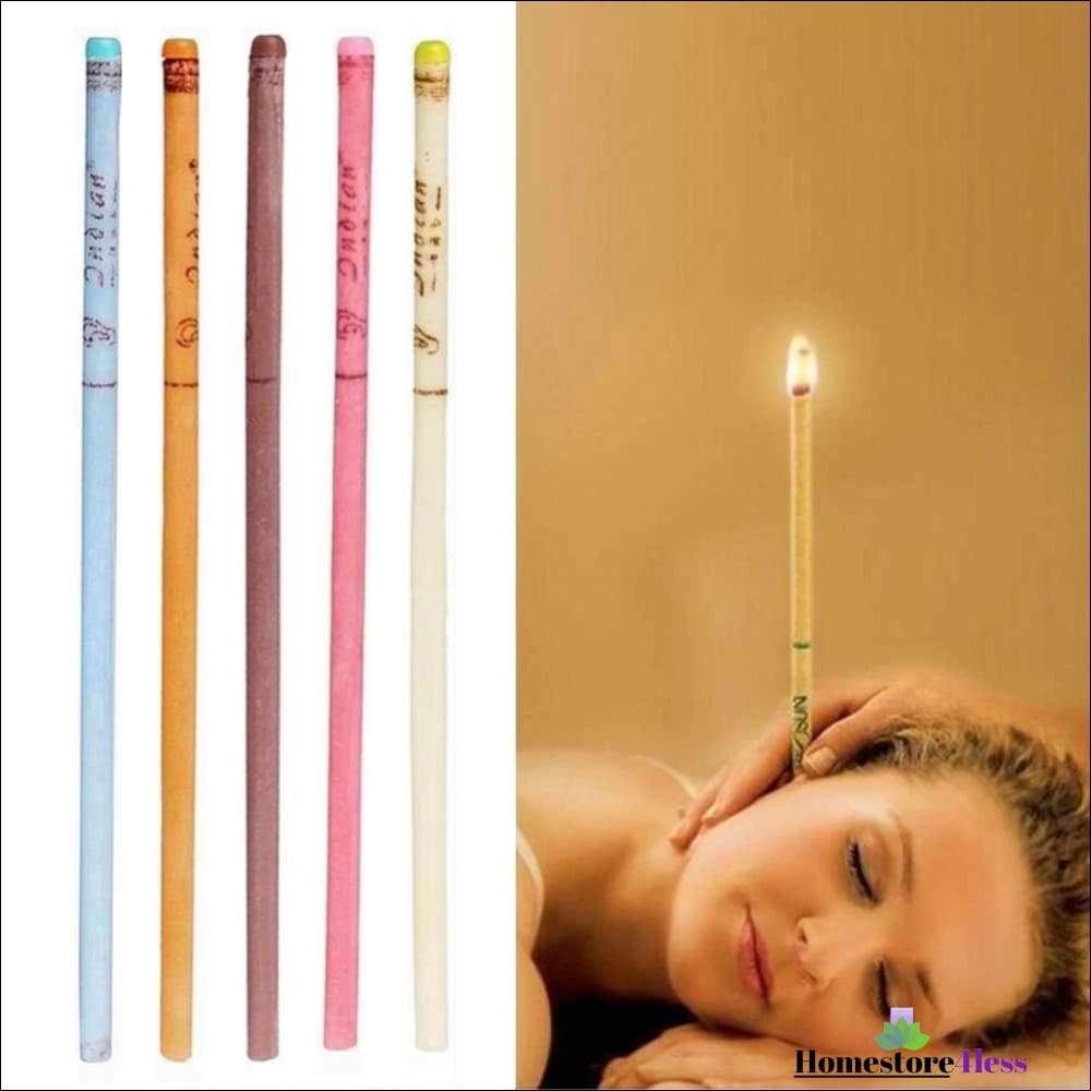 Ear Wax Candles 10 Pcs