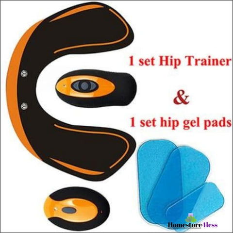Image of EMS Hip Trainer - type B and gel pads