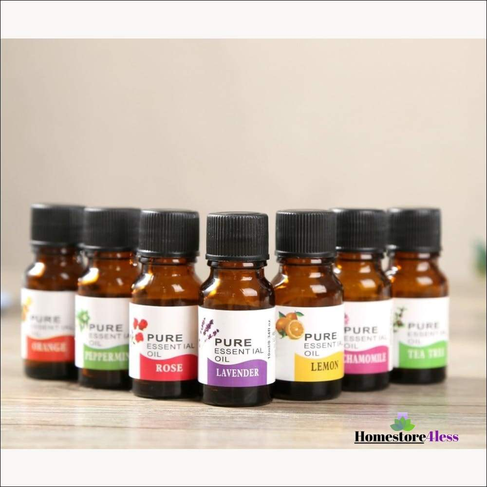 Natural Plant Flowers Essential Oil - Homestore4less