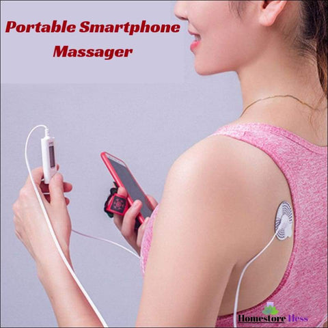 Image of Portable Smartphone Massager