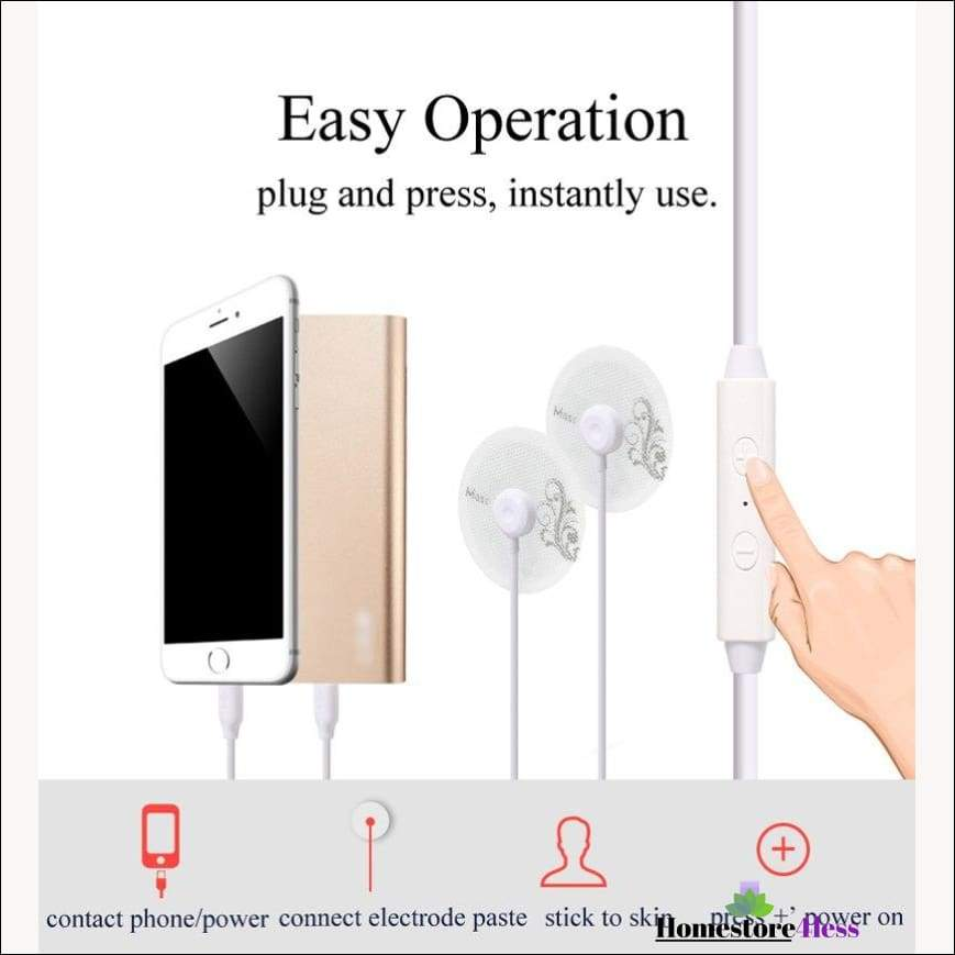 Portable Smartphone Massager