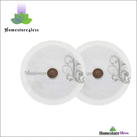 Image of Portable Smartphone Massager - Extra Pads 2 Pc