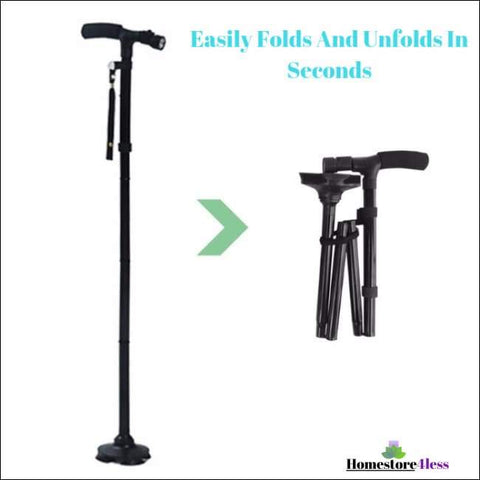 Image of Stability Led Walking Aid