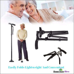 Stability Led Walking Aid