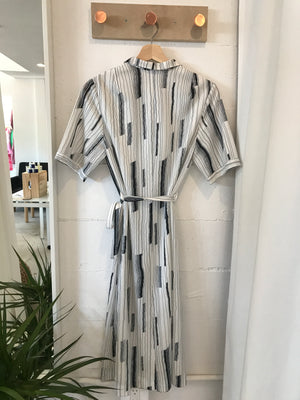 Muoti Herrala vintage dress, M