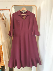 Soili Tuote vintage dress, L
