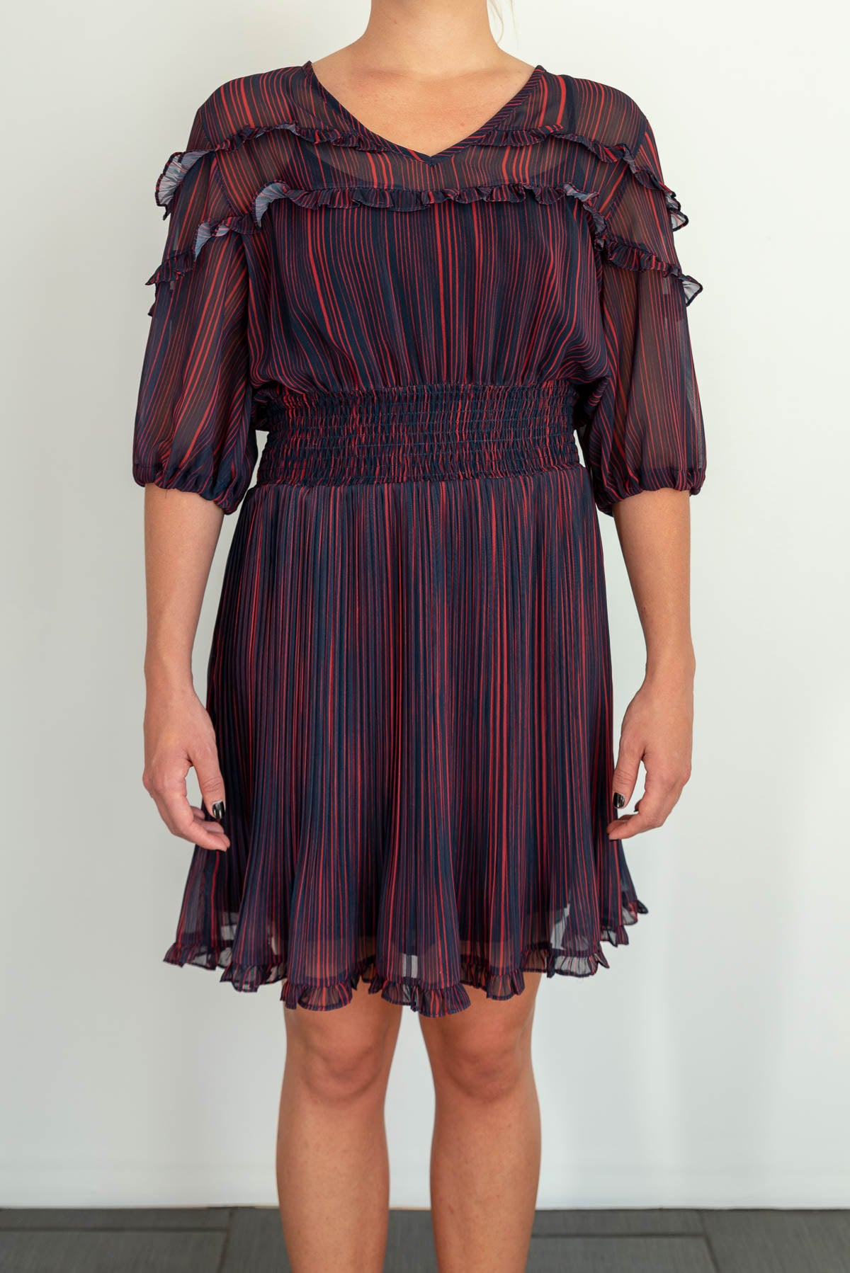 Scandinavian Design | Ivana Helsinki Rotterdam vintage dress, small