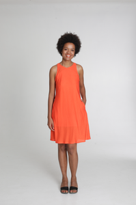 Tauko HOLIDAY dress, Flame