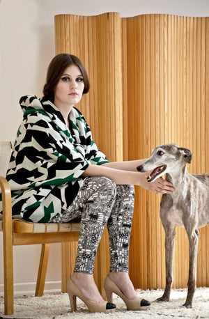 Ivana Helsinki DOG PLAY leggings