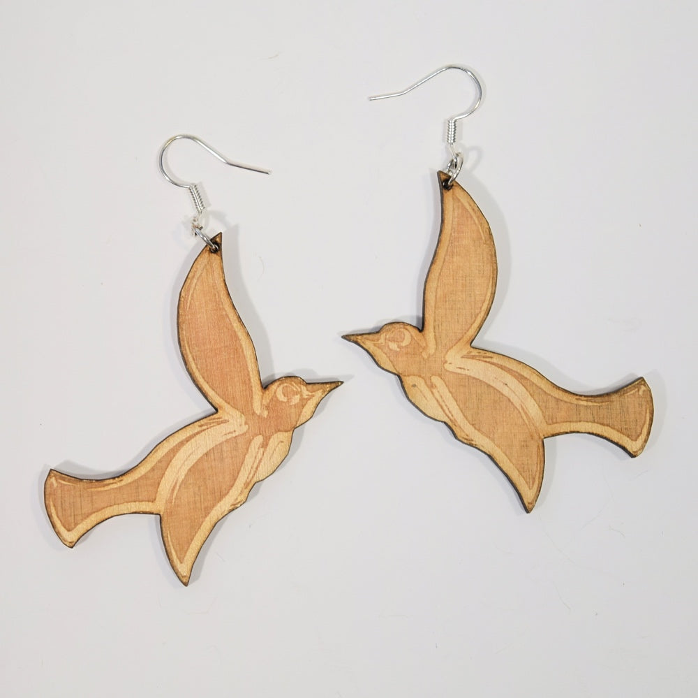 BIRD earrings