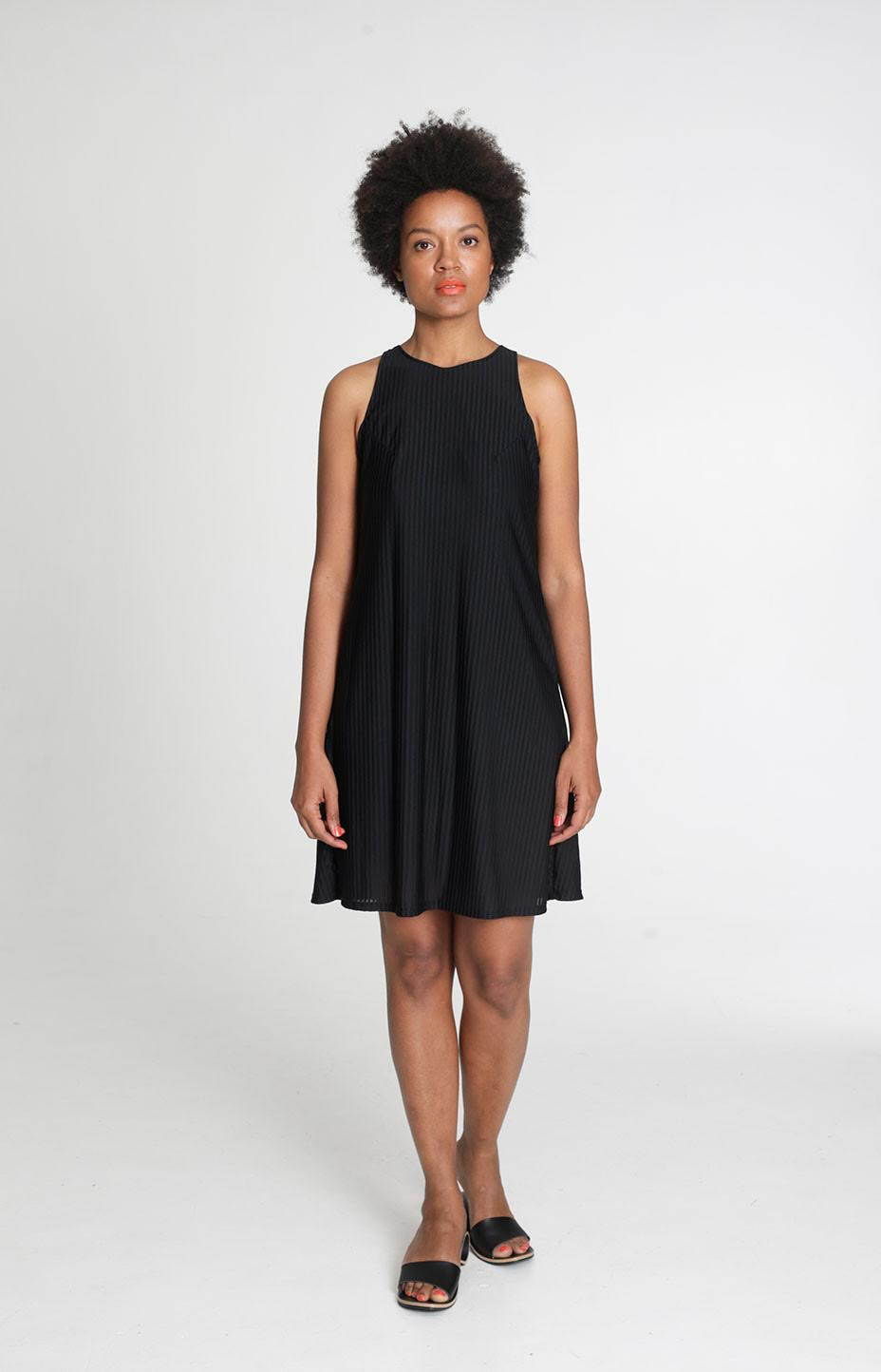 Tauko HOLIDAY dress, black