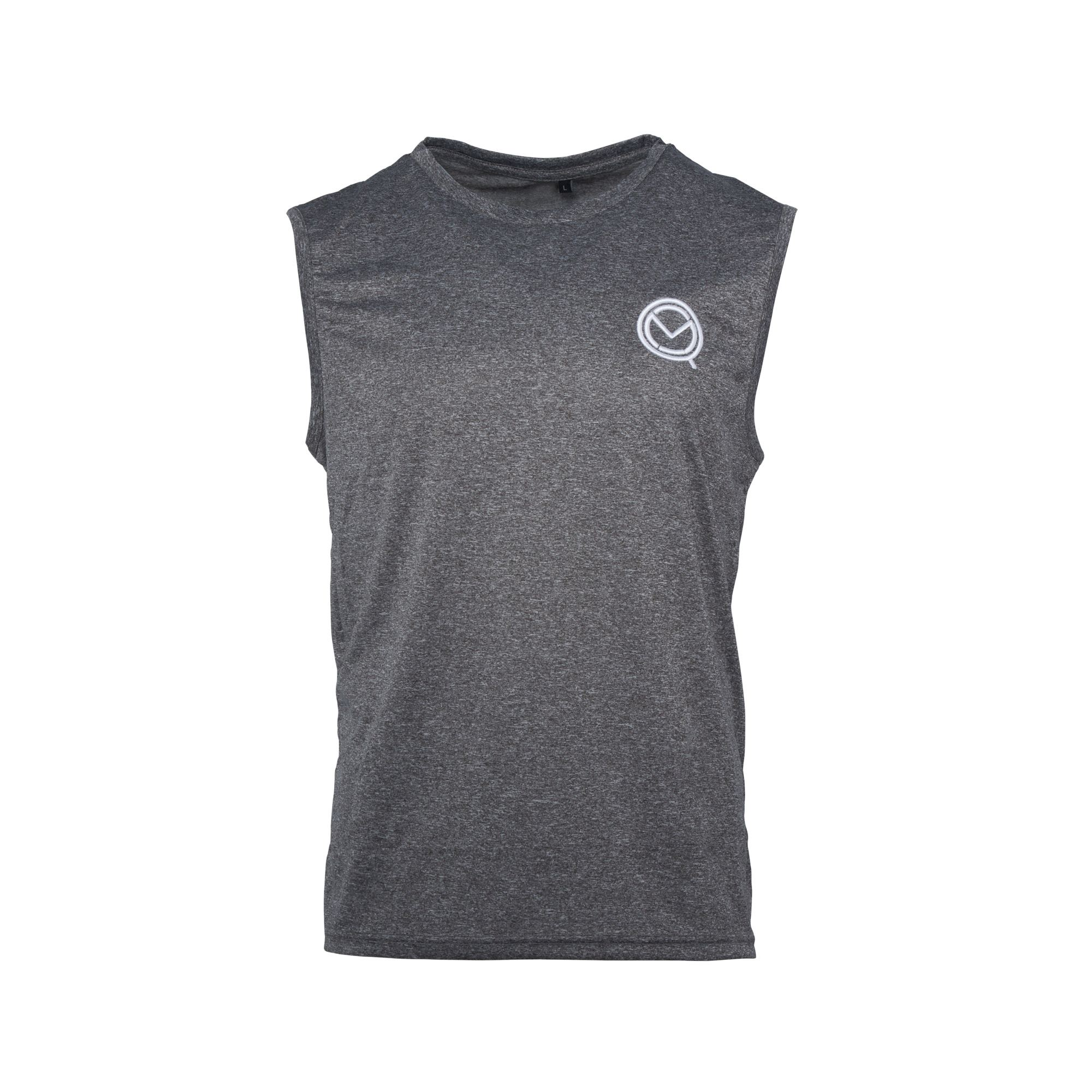 Grey FIGHT LIFE Tank Top - MOQ boxing