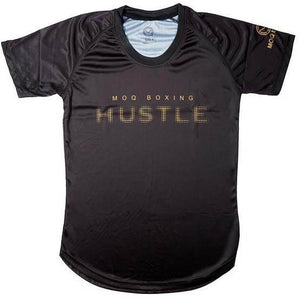 MOQ boxing ladies HUSTLE T-Shirt