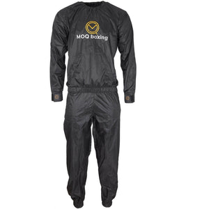 LINEAL black mens and ladies MOQ boxing Sauna Suit