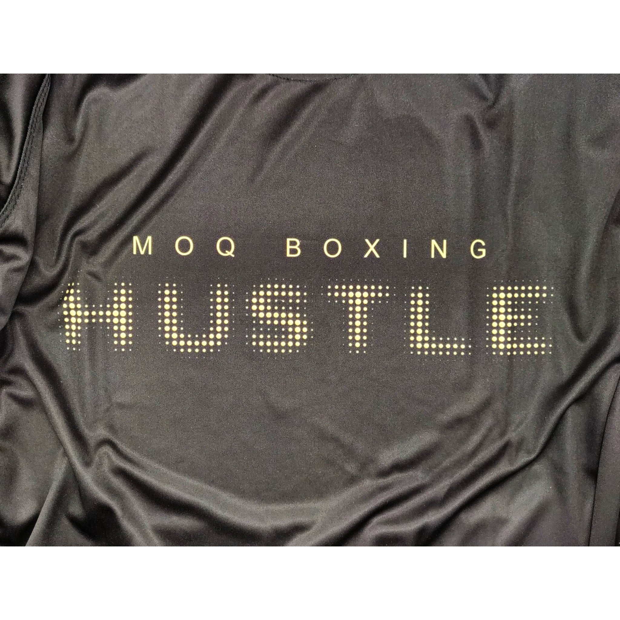 Men's HUSTLE Tee - MOQ boxing