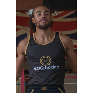 men's boxing vest