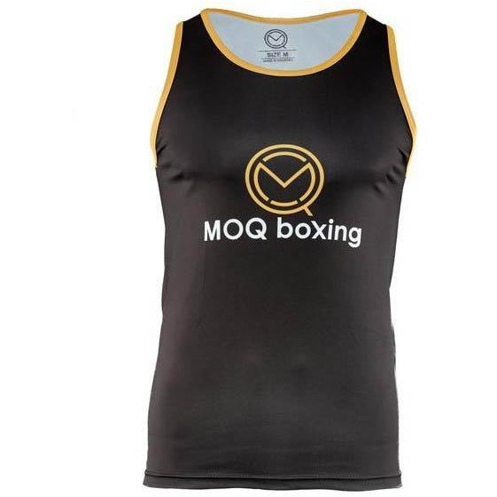 Men's boxing vest - MOQ boxing