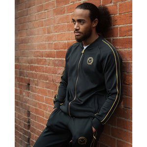 Men's Lineal Tracksuit Top - MOQ boxing