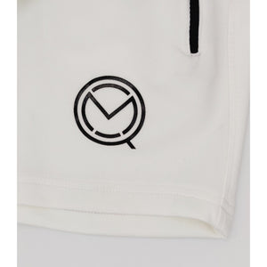 P4P White Shorts - MOQ boxing