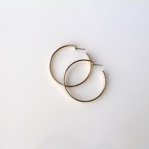 Cottontail Hoops - Medium